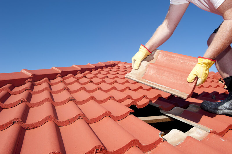 Replacement Roofing Tiles Taunton Somerset